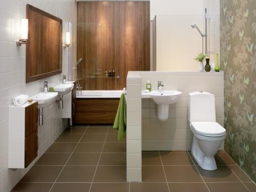 Toaleta Osobno Toaleta Razem Dwie łazienki