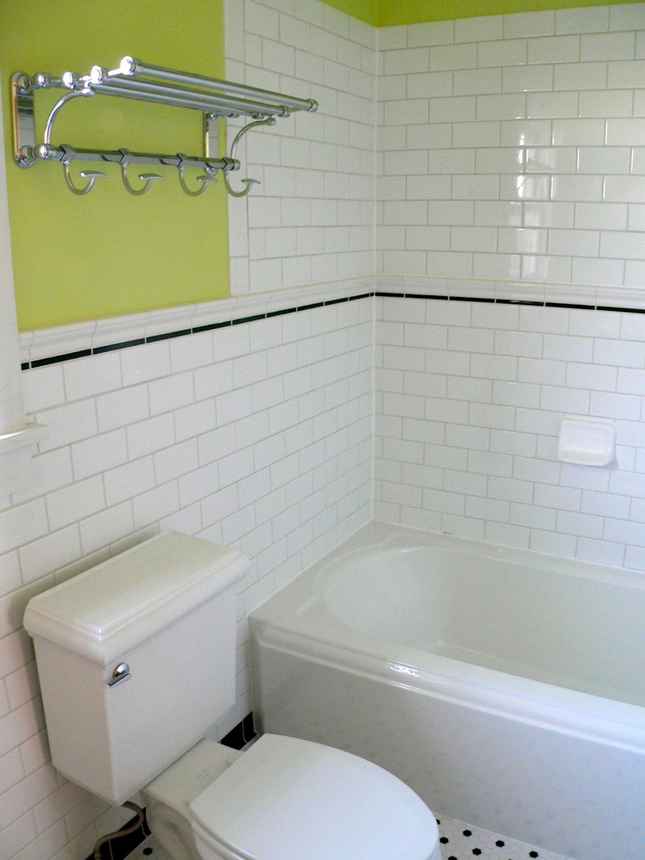 Cegiełka Z Metra Na ścianie łazienki Projektujemylazienkepl