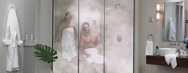 kąpiel parowa