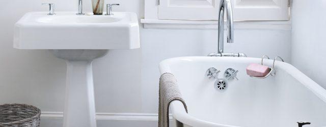 pleśń w łazience