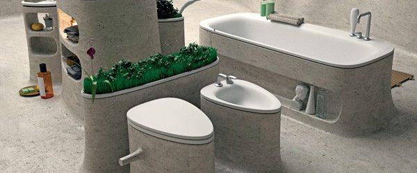 Łazienka ekologiczna